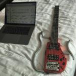 超魅力的。こんな凄いギター見たことない!!ボディー編